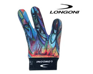 Longoni Leonardo 2 Billiard Glove