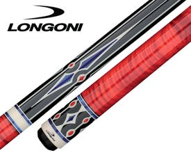 Longoni Custom Pro Infinity New York Edition by Jérémy Bury Billiard Cue