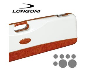 Longoni Montecarlo 2x5 or 3x4 Billiard Cue Case