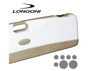 Etui queue de Billiard Longoni Ontario 2x5 ou 3x4 - Mallette