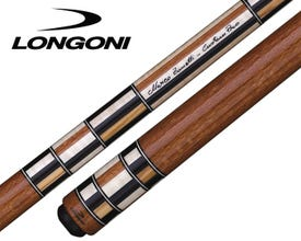 Longoni Custom Pro Passione Earth Marco Zanetti Billiard Cue