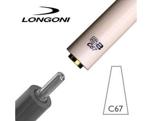 Longoni S2 Libre / Cadre Billiard Shaft - C67 VP2