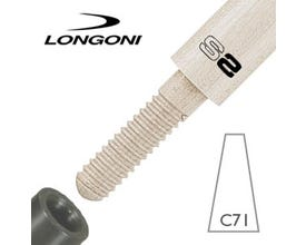 Longoni S2 3 Cushion Billiard Shaft - C71