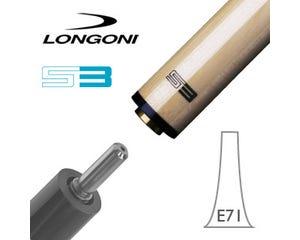 Flèche de Billard 3 Bandes Longoni S3 E71 VP2 - Eiffel