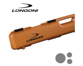 Etui queue de Billiard Longoni Shuttle Orange 1x2 - Mallette