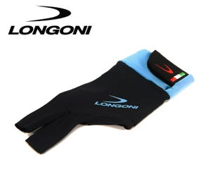 Longoni Sultan 2.0 billiard glove - Left or right hand