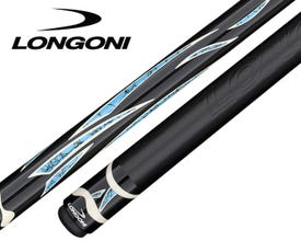 Longoni Custom Pro Sultan by Semih Sayginer Carom Billiard Cue - Leather Wrap