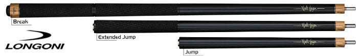 Longoni TJB jump break Pool Cue