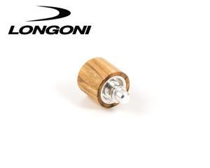 Longoni VP2 Gewindeschoner für Oberteil - Olivenholz
