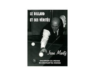 Le billard et ses vérités - Jean Marty