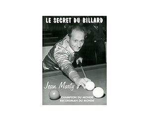 Le secret du billard - Jean Marty