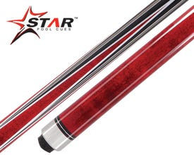 Star S3 Pool Cue by McDermott