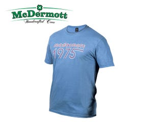 T-Shirt McDermott 1975 Retro