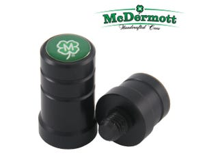 McDermott Quick-Release Billiard Queue Gewindeschoner mit Klee