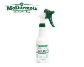 Spray Nettoyant pour tapis McDermott Cloth Revive