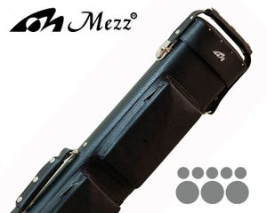 Mezz JPC-35K Black Pool Cue Case