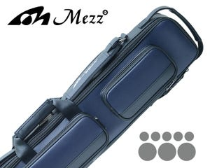 Mezz MZ-35B Blue Billiard Cue Case