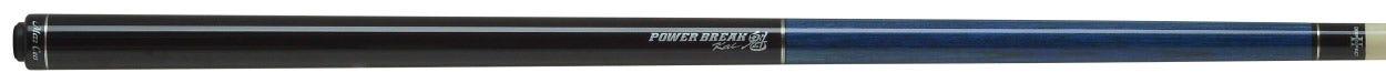 Mezz Power Break Kai Break Cue PBKW-A - No Wrap - Blue