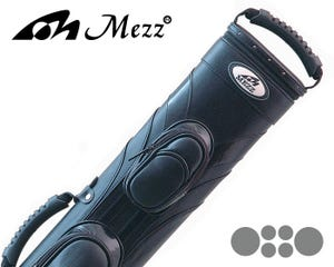 Mezz SMC-24KK Black Pool Cue Case
