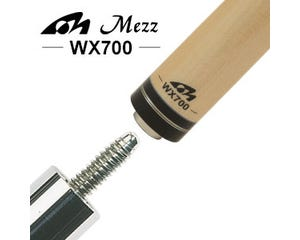 Mezz WX700 Billard Queue Oberteil - 5/16x14 Gewinde