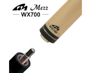 Mezz WX700 Pool Cue Shaft - United Joint - 30