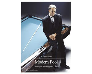 Modern Pool Billiard Book by Ralf Eckert