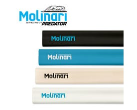 Molinari Silicone Ceramic Billiard Cue Grip