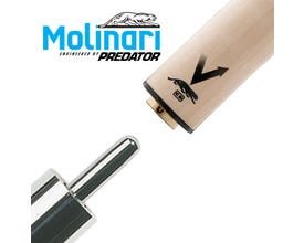 Molinari by Predator Vantage Carom Billiard Shaft for Uni-Loc Joint 11.8 mm