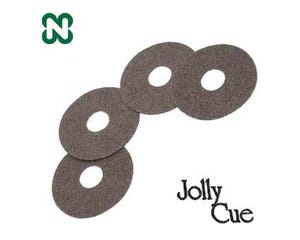 Replacement Disks for Jolly Cue Ferrule and Tip Sander