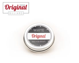 Original Billiard white wax