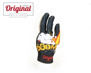 Original Billiard Cartoon Glove