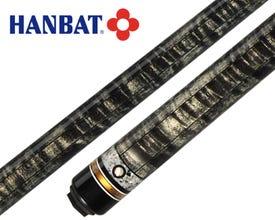 Queue de billard français Hanbat Plus-6 Noire