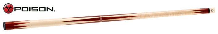 Poison Anthrax-2 AX3 Pool Cue