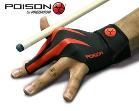 Poison Billiard Glove