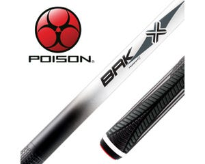 Poison VX STK Y Striker Pool Cue - Yellow