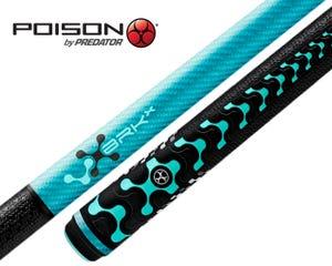 Poison VX5 BRK Break Jump Cue - Blue