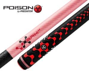 Poison VX5 BRK Break Jump Cue - Pink