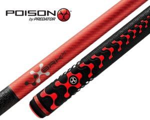Poison VX5 BRK Break Jump Cue - Red