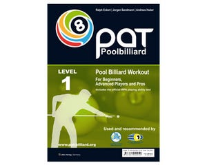 Libro de Entrenamiento Pool: The PAT Workout - Level 1 (Inglés)