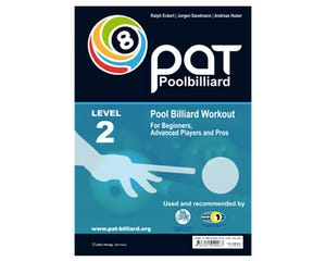 Libro de Entrenamiento Pool: The PAT Workout - Level 2 (Inglés)