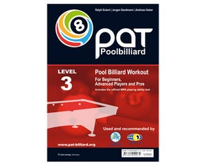 Libro de Entrenamiento Pool: The PAT Workout - Level 3 (Inglés)