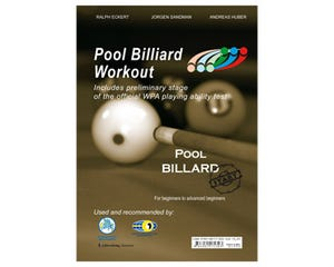 Libro de Entrenamiento Pool: The PAT Workout – Start (Inglés)