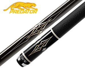 Predator Blak4-2 Pool Billard Queue