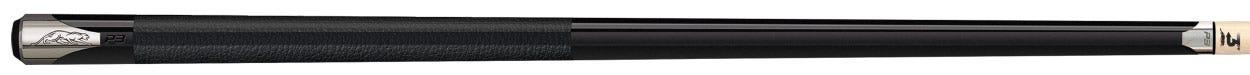 Predator Black P3 Pool Cue - Leather Luxe Wrap