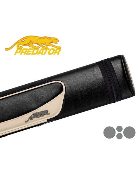 Etui rigide Predator Roadline 2x2 - Noir/Beige