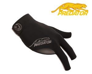Gant de Billard Predator SecondSkin Noir-Gris - Main Droite