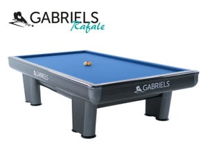 Gabriels Hermes Carom and 3-Cushion Billiard Table