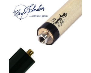 Ray Schuler Carom Billiard Cue Shaft - Constant Taper