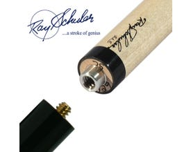 Ray Schuler Carom Billiard Cue Shaft - Super Constant Taper