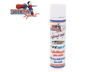 Spray Lubrifiant Robeto Sport Pour Barres de Babyfoot